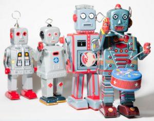 IVR robots